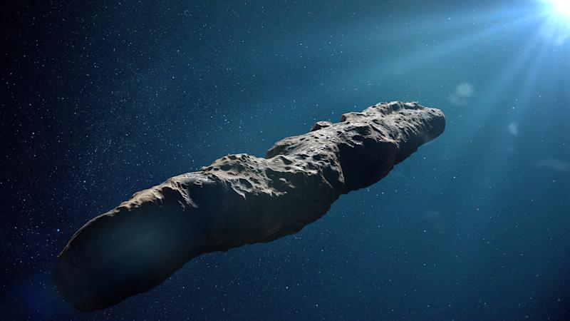 Cigar-shaped interstellar object 'Oumuamua not an alien spaceship, scientists conclude