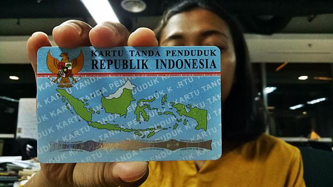 Ilustrasi E-KTP. (Liputan6.com/Rita Ayuningtyas)