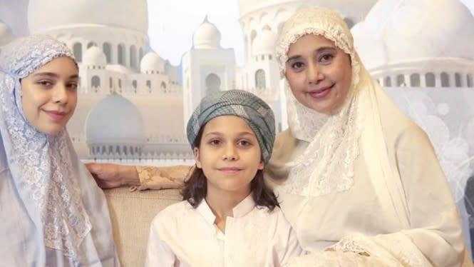 Hal Berbeda dari Ayu Azhari di Ramadan Tahun ini