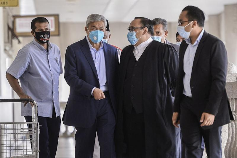 Rm2m Cheque Via Law Firm Was Sincere Donation For Zahid S Tahfiz School Businessman Claims In Umno Leader S Trial