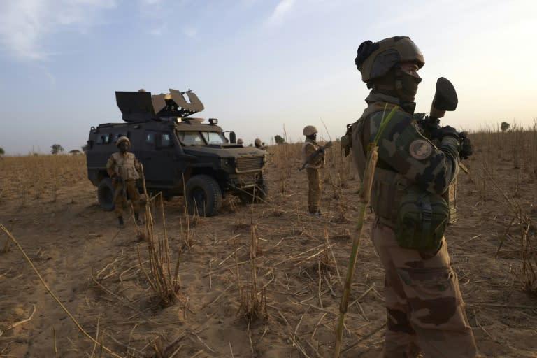 French anti-jihadist forces kill civilian in Mali