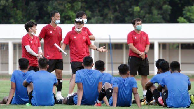 Sadis, 2 Pemain Timnas U-19 Dicoret Sebelum Berangkat TC ke Kroasia