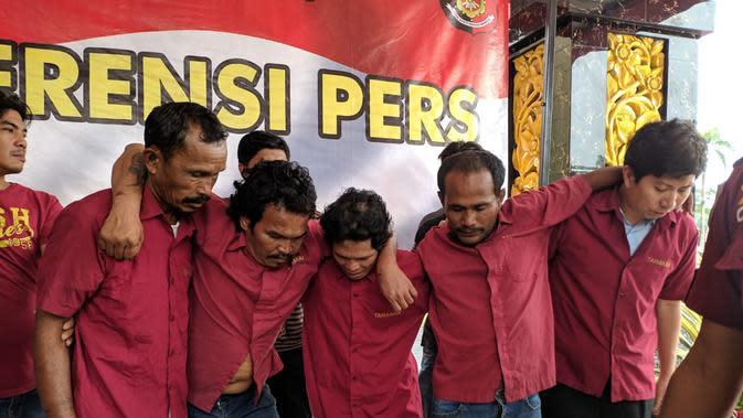 Sudah 5 Pembunuh Wartawan di Labuhanbatu Ditangkap