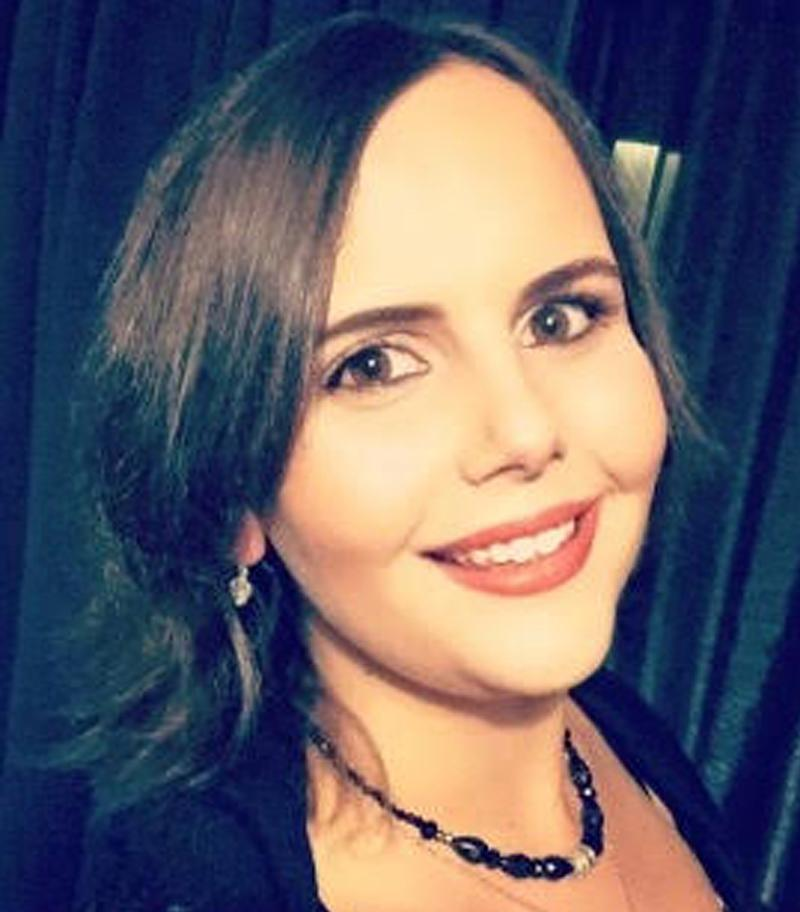 Emily, 27, was killed as she tried to help a motorcyclist who had been involved in a fatal crash in Melbourne at Wantirna on Monday night. Source: Vic Police