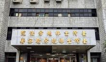 快訊/士林地院外驚傳槍響 檢警持衝鋒槍逮人