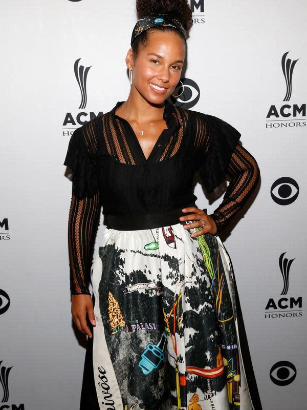 Alicia Keys (AFP)
