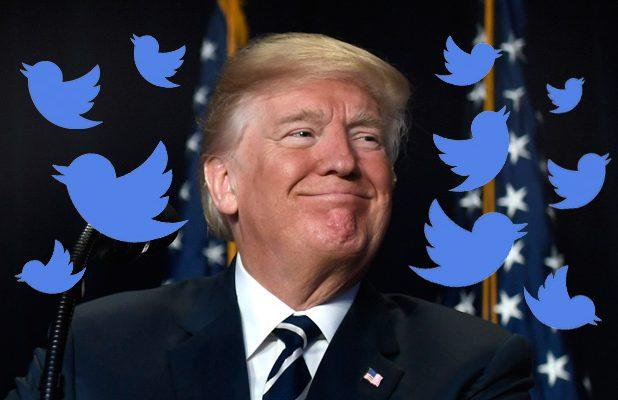 Why Twitter Hasn't Deleted Any of President Trump's Tweets (Yet)