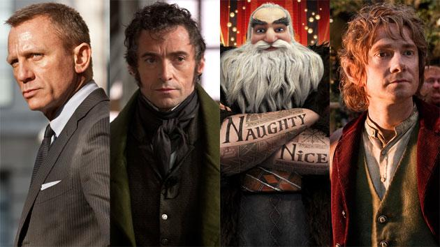10 Most Anticipated Films of the Holiday Movie Season