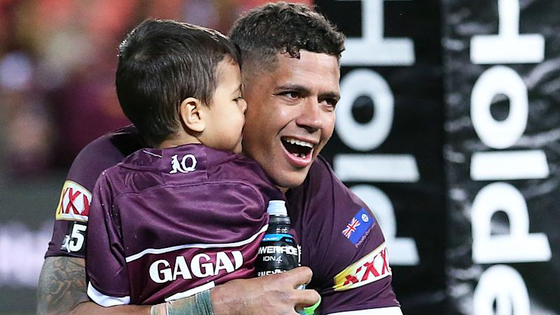 News broke of Dane Gagai's desire to leave South Sydney on Tuesday night.