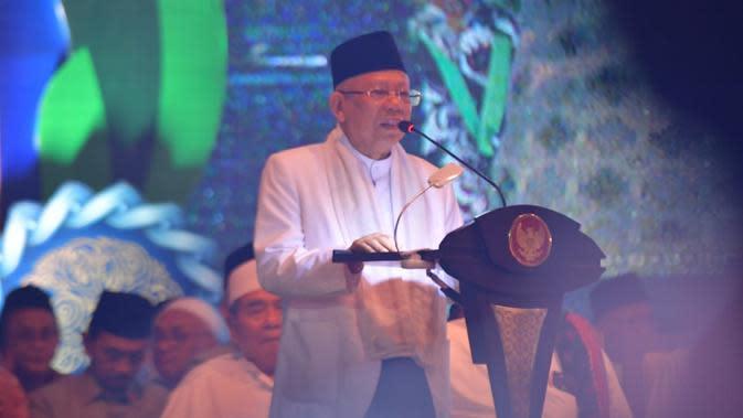 Ma'ruf Amin Setujui Masukan Kepala Daerah Sekitar Jakarta Ajukan PSBB