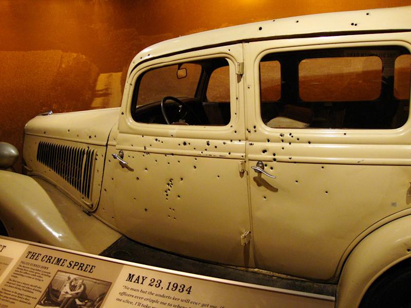 May 23: Bonnie and Clyde were ambushed on this date in 1934