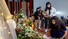長榮大學辦追思會 表達對鐘姓學生的懷念與不捨