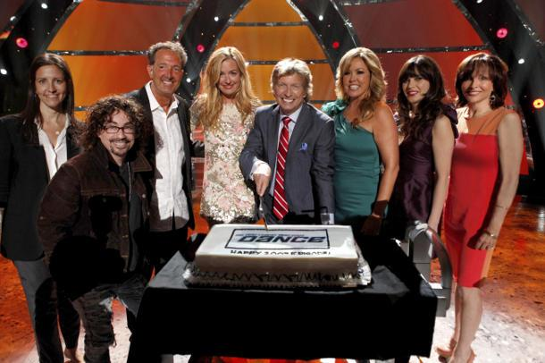 'SYTYCD' Celebrates 200th Episode With Cake, Zooey Deschanel
