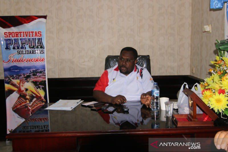 KONI Papua terus pantau kesehatan atlet PON selama pandemi