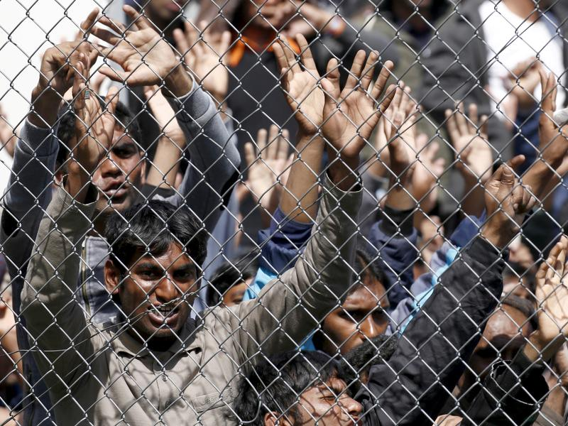 走進歐洲難民營:10歲童自殺未遂、一間廁所70人用的人間地獄