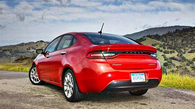 Dodge Dart long-term update: Living up to its fuel economy numbers