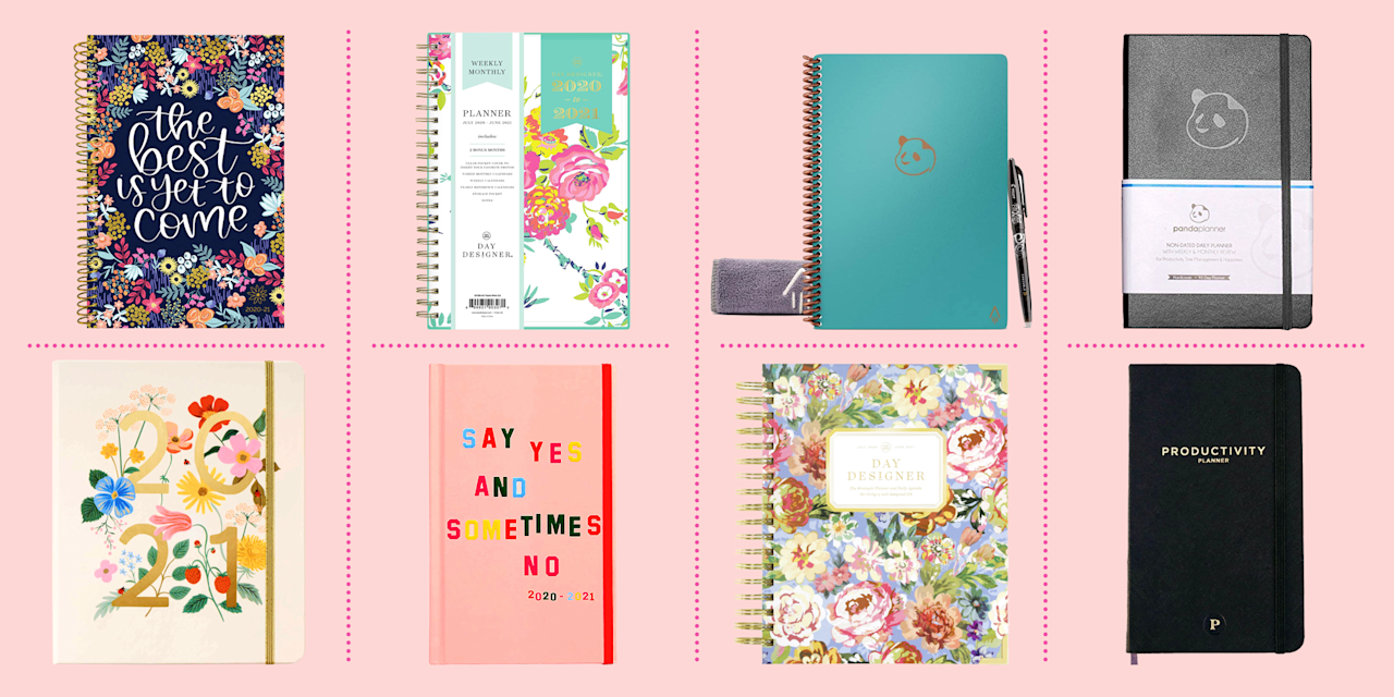 """<p>A new school year comes with new goals — and a long list of things you need to buy to accomplish them. Planners and organizers should always be at the top of your <a href=""""https://www.goodhousekeeping.com/life/parenting/tips/a17427/school-shopping-lists/"""" target=""""_blank"""">school shopping list</a>, especially if you're trying to put your best, most productive self forward. Regardless if you're looking for something pretty to stick on your desk or a more functional option to help you stay motivated throughout the school year, check out this list of the best planners, which range in size, layout, and design, to find an organization style that best fits your needs.<br></p><p>A bonus: Most of these picks are affordable, available to order on Amazon, and will arrive at your door in two days or less (if you're a <a href=""""https://www.goodhousekeeping.com/life/money/a28260207/how-to-sign-up-amazon-prime-free/"""" target=""""_blank"""">Prime member</a>, of course). And if you're new to the wonderful and organized world of planning, then consider starting out with one of the undated options just in case you get off track after week one. Or better yet, go for one with a pretty cover design since it may encourage you to finally put pen to paper. </p>"""