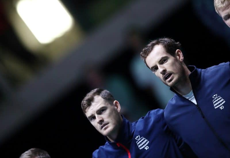 Tennis: Free tickets get British fans making late dash to Madrid