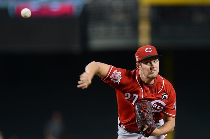 Reds' Bauer: MLB's restart plan is 'laughable'