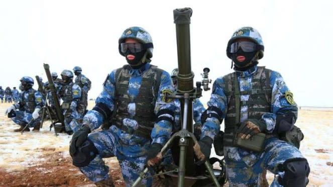 VIVA Militer: Korps Marinir Tentara Pembebasan Rakyat China