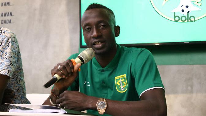 Persebaya Hadapi Arema FC di Pramusim, Makan Konate Tidak Gentar