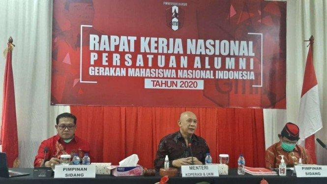 Menteri Teten Dorong Proyek Senilai Rp14 Miliar ke Bawah untuk UMKM
