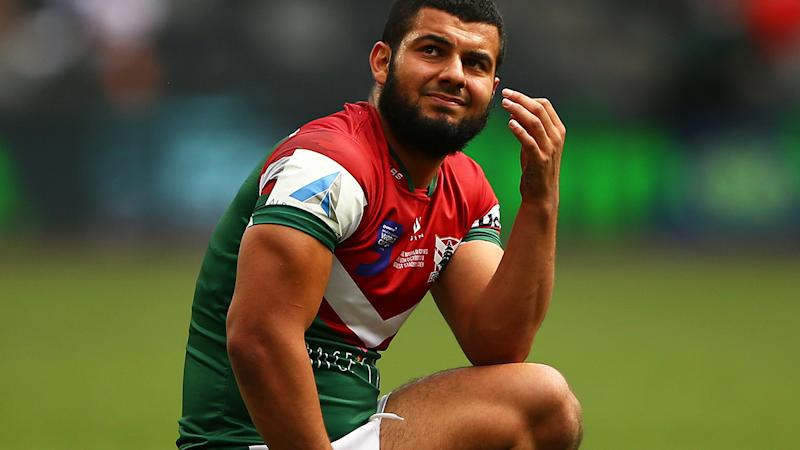 Lebanon were stripped of their points in the World Cup 9s after playing two players underage. (Photo by Matt Blyth/Getty Images)