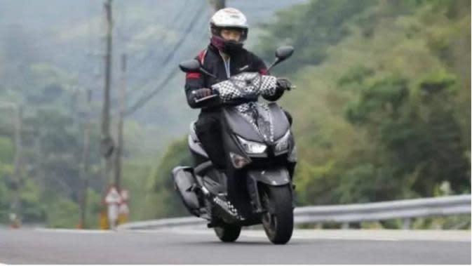 Calon Skutik Tercanggih, Yamaha Cygnus Dilengkapi Dashcam?