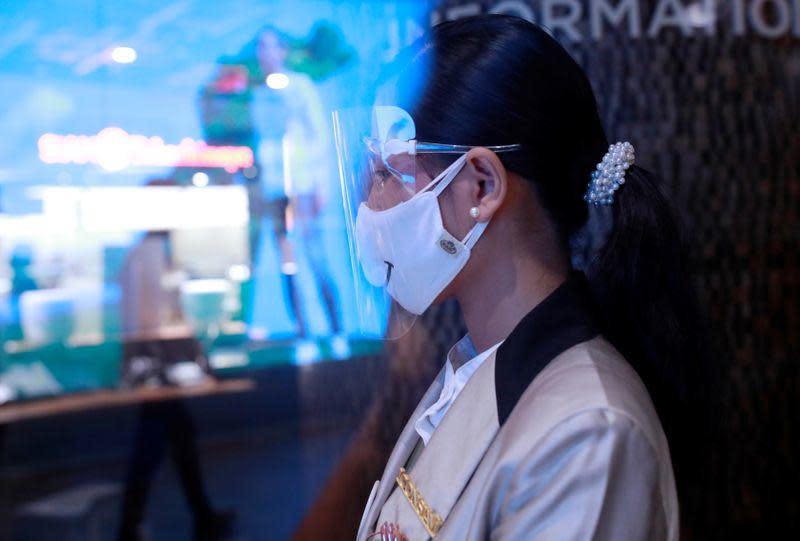 Lalu lintas di Thailand kembali macet setelah pembatasan virus corona dilonggarkan