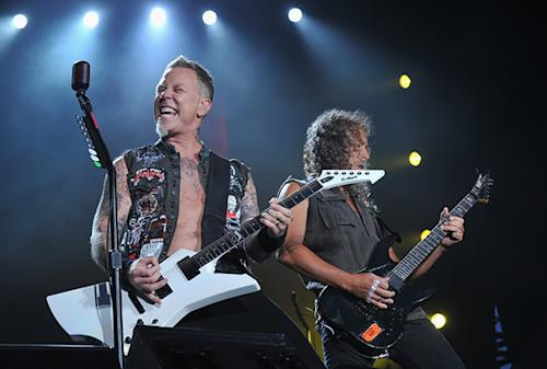 See Metallica Rock Vancouver for Just $5