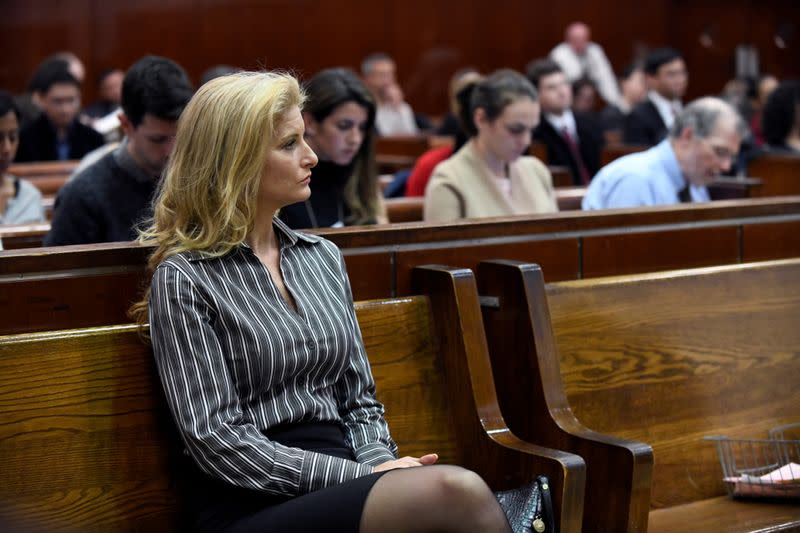 'Apprentice' contestant's lawsuit against Trump goes to top New York court