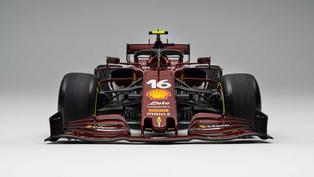 Amalgam 隆重發表披著 Ferrari 第 1,000 場大賽彩繪的 1:8「SF1000」賽車模型
