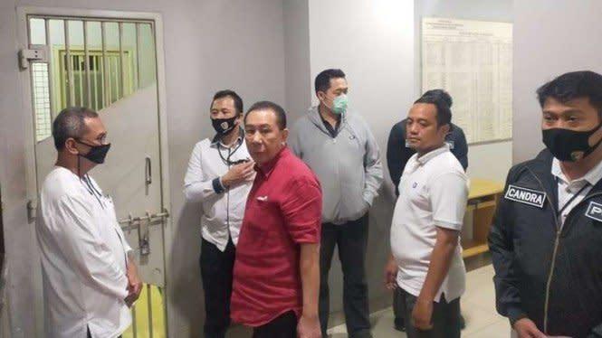 Berkas Kasus Djoko Tjandra P-21, Senin Depan Pelimpahan Tahap Dua