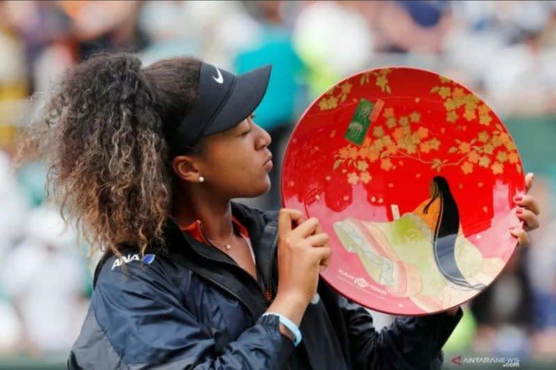 Naomi Osaka atlet putri berbayaran termahal di dunia