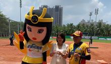 企聯女壘下半季開打 新世紀黃蜂旗開得勝 (圖)