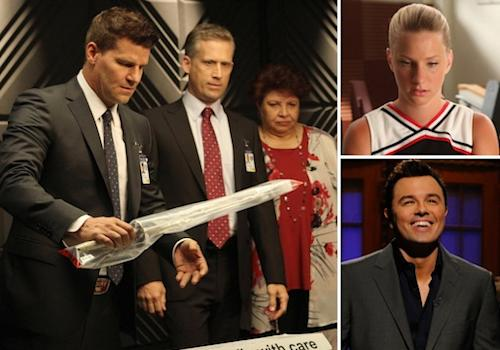 Who's the Real Bones Baddie? Was Glee's Brit a Miss? Does Parenthood Add Up? And More Qs!