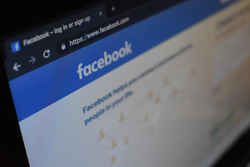Facebook reportedly suffers outage in parts of U.S.