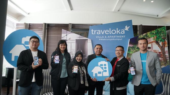 Peluncuran Traveloka Vila & Apartemen | Keystone Advisory Indonesia for Traveloka