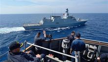 擴大國防合作 土國授權烏克蘭自製「島嶼級」巡邏艦