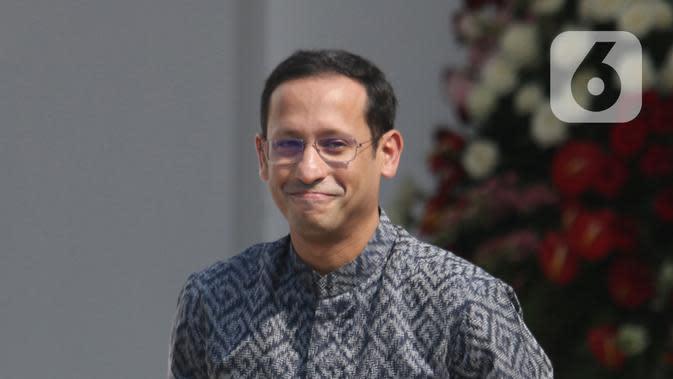 Tunda Pelaksanaan Organisasi Penggerak, Nadiem Alihkan Anggaran untuk Pulsa Guru