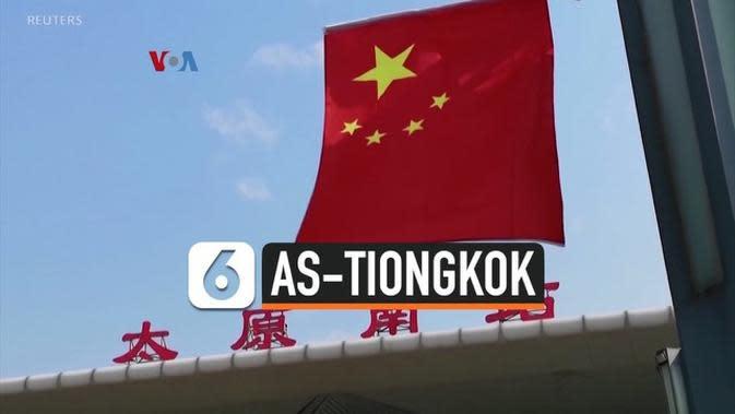 VIDEO: Ketegangan AS-Tiongkok Jelang dan Pasca Pilpres AS