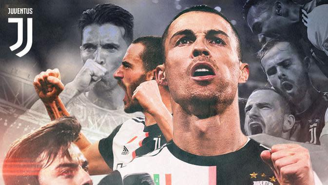Juventus - Parade Bintang Juventus (Bola.com/Adreanus Titus)