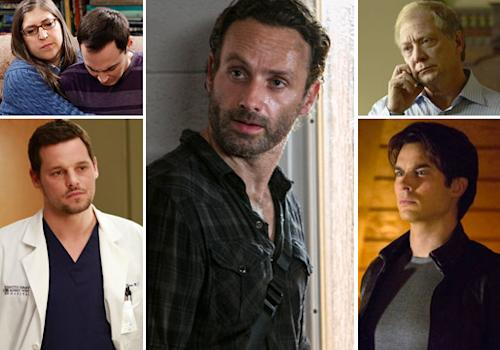 Ask Ausiello: Spoilers on Walking Dead, Grey's, Scandal, Big Bang, Nashville, Bones and More!