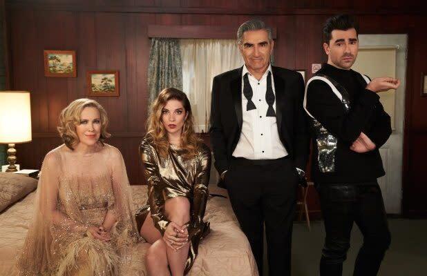 'Schitt's Creek' Tops Queer Critics' Nominations For First-Ever Dorian TV Awards (Exclusive)