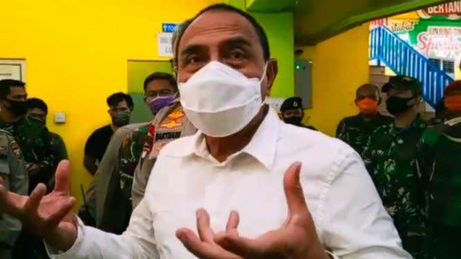 Edy Rahmayadi Larang Konser saat Kampanye Pilkada 2020 di Sumut