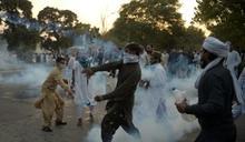 中東、南亞爆反法示威 痛批馬克宏褻瀆先知