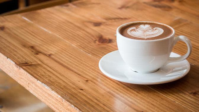 ilustrasi terlalu banyak mengonsumsi kafein menyebabkan pusing/pexels