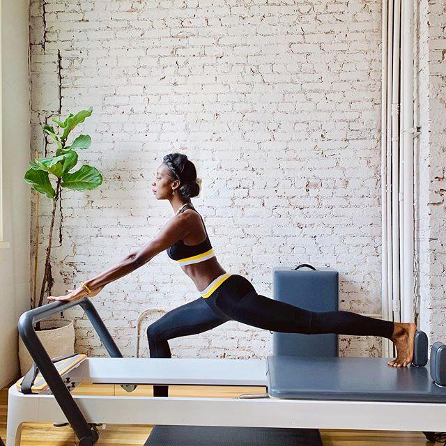 """<p>The certified pilates instructor from <a href=""""https://www.obefitness.com/instructors/marcia-m"""" target=""""_blank"""">Obé Fitnes</a>s is proof that you don't <em>need</em> to lift heavy weights to get THAT butt. Follow her on Insta and train with her at Obé. <em></em></p><p><a href=""""https://www.instagram.com/p/BzNikZullKR/"""">See the original post on Instagram</a></p>"""