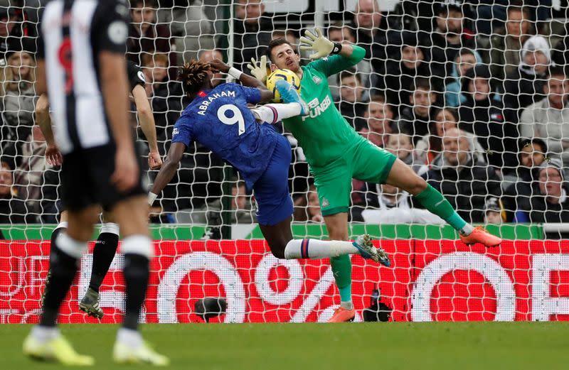 Premier League - Newcastle United v Chelsea