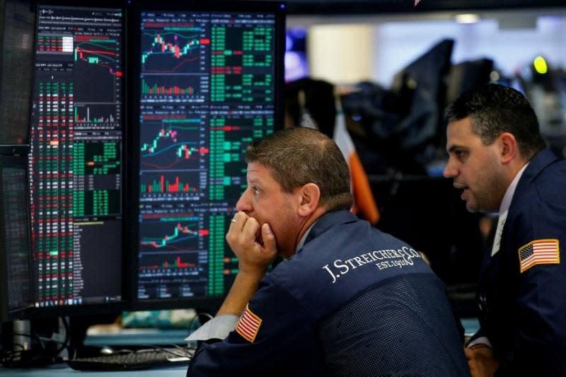 Wall Street dibuka bervariasi, Indeks Dow Jones turun 54,78 poin